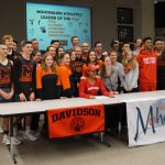 Mohon basketball student-athlete Saeeda Abdul-Aziz signs letter of intent for Davidson