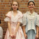 Sixth graders take a voyage through history to bring the Titanic to life