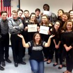 A cappella group places second in ICHSA Northeast Quarterfinals