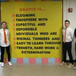 Draper students work together to create school slogan