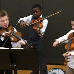 Pinewood students take home outstanding honors from music festival