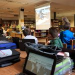 Draper student-sleuths participate in Mystery Google Hangout with Ohio school