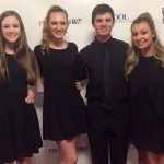 Three MHS students represent Mohon Masque at Proctors High School Musical Theatre Awards