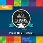 Mohonasen lauded for strong music education program