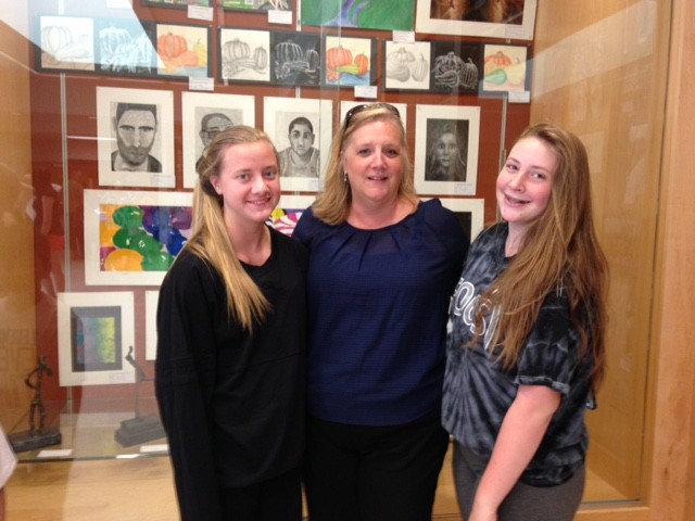 District Art Show May 2015