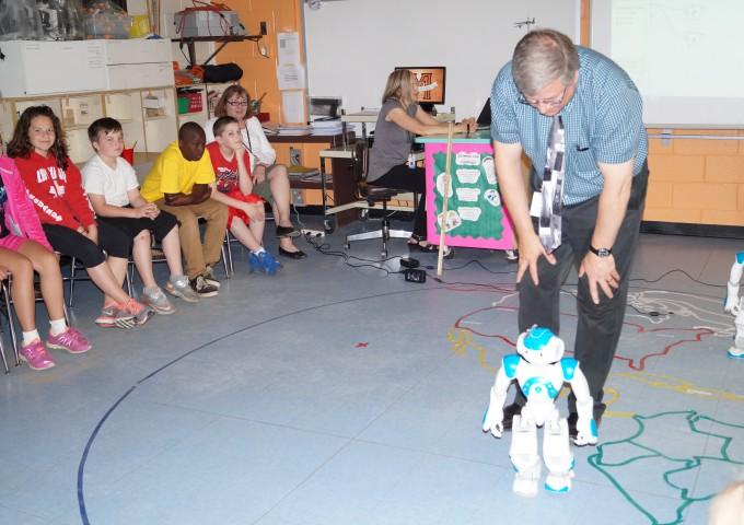 Grade 5 Robot Project