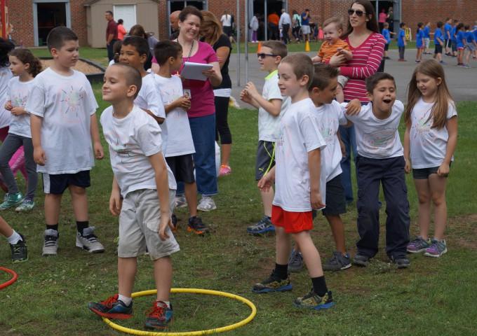 Second Grade Field Day 2015