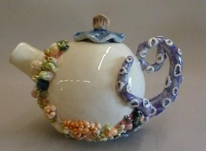 Teapot artwork