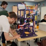 MHS students create their own miniature theme park in physics classes