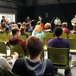 HS students hear from music industry professionals at Tri-M Workshop Day