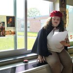 Historic figures come to life in high school 'Renaissance Wax Museum'