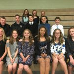 Mohonasen student leaders recognized by NYSAHPERD