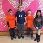 Box Tops winners for December & February