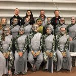 Winter Guard in farewell performance before trip to WGI championships