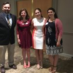 Capital Region Scholars' Dinner honors two top Mohon students, teachers