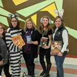 Pinewood Costumes, Cookies and Cocoa reading event
