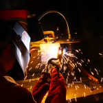 Mohon junior welder has a bright future