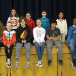 Congrats to Draper's December Students of the Month