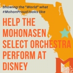 Select Orchestra to perform at Disney: How you can help
