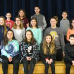 Draper February Students of the Month