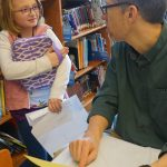 Author Matt McElligott visits Pinewood