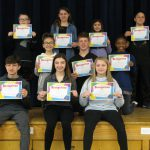Draper March Students of the Month