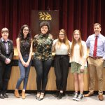 Class of 2019 names student graduation speakers