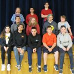 Draper Students of the Month for May