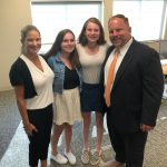 Mohon family welcomes a new high school principal