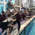 Mohon Swim Coach, Kate Streeter, Recognized for Accomplishments