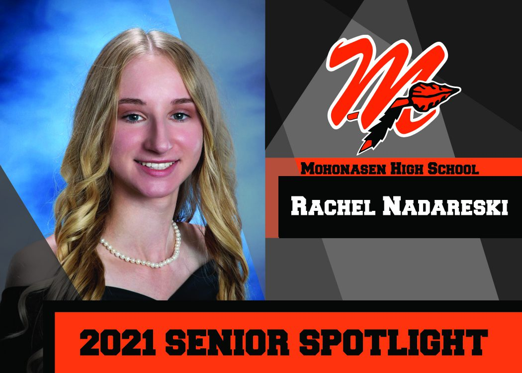 MHS Senior R. Nadareski is a 2021 Top 10 student10